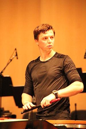 Martin Grubinger - Grubinger in 2014