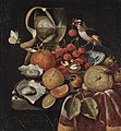Martinus Nellius - Stillleben mit Früchten und Distelfink 42330-1.jpg