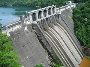 Hydroelectricity in Japan - The Maruyama Dam