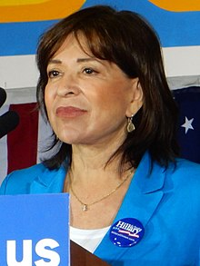 Mary Salas at Clinton Rally (1).jpg