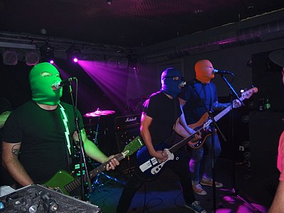 Picture of a band or musician: Masked Intruder