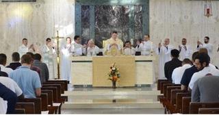Mass in the Catholic Church Central liturgical ritual