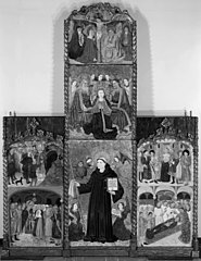 Retable of Saints Athanasius, Blaise, and Agatha