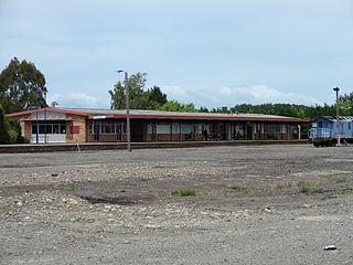 Masterton railway station railway station