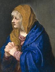 Titian: Mater Dolorosa