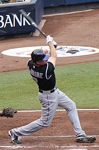 Matt McBride on September 6, 2012.jpg