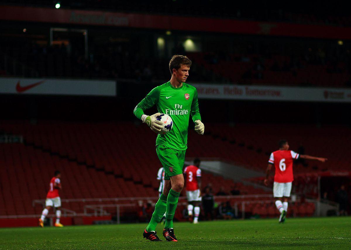 Arsenal Wikipedia: Matt Macey