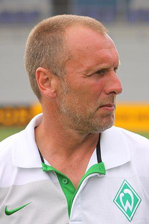 Mathias Hönerbach - Image: Matthias Hönerbach SV Werder Bremen (1)