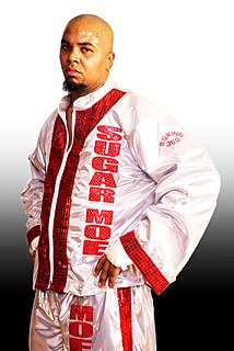 Maurice Harris American boxer