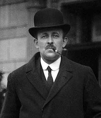 Hastings Ismay, 1st Baron Ismay - Maurice Hankey, Secretary of the Committee of Imperial Defence