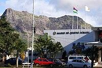 Mauritius QuatreBornes Mairie.JPG