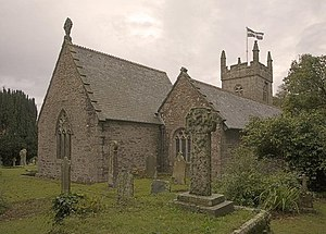 Mawnan - Mawnan parish church
