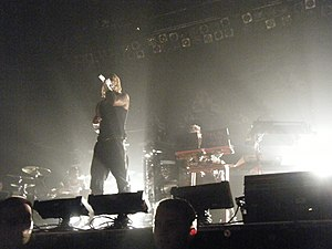 Maxim (musician) - Maxim live in Philadelphia, 2009