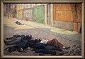 Maximilien luce, una via di parigi nel maggio 1871 (la comune), 1903-1906, 01.JPG