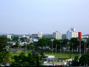 Mayagüez, Puerto Rico - Mayagüez seen from UPRM campus