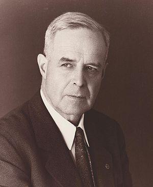 San Diego mayoral election, 1923 - Image: Mayor Bacon