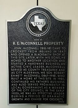 Photo of Black plaque number 23366