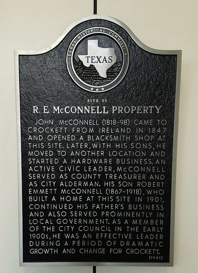 Photo of Black plaque № 23366