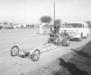 Tom McEwen (drag racer)