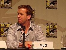 McG, tra i produttori esecutivi dello show.