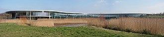 McLaren Technology Centre - Image: Mc Laren Technology Centre geograph 3340301 by Oast House Archive