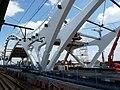 Mechelen station opbouw overkapping HSL sporen 3.jpg