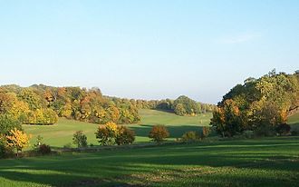Mecklenburg Switzerland - Image: Mecklenburger Schweiz bei Remplin