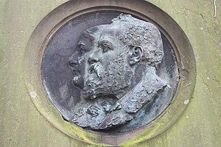 John Rhind (sculptor) British artist