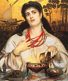 looking for revenge in the story of medea While the argonauts were looking for  as a result, pelias' son exiled jason and medea  as a revenge, medea killed creusa by giving her a dress that.