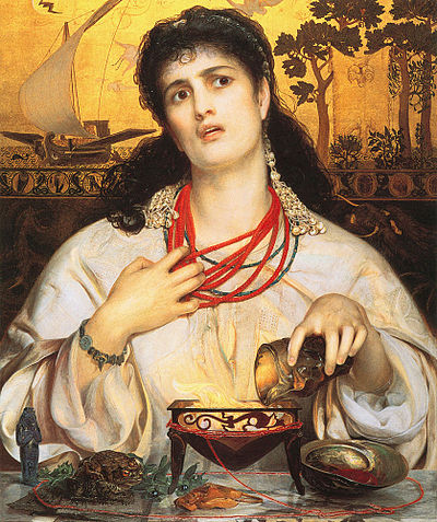 Medea (mitología)