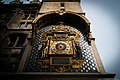 Medieval clock on the Conciergerie 2013.jpg
