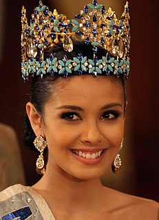 Megan Young Filipino-American actress, model, television presenter, and beauty queen