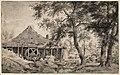 Meindert Hobbema - Study of the Ruisdael-Hobbema Watermill.jpg