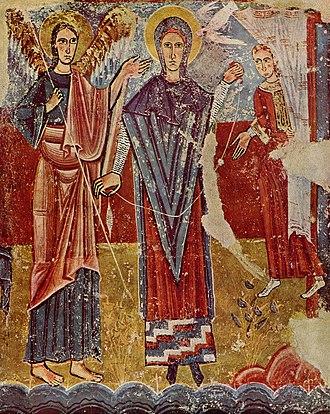 Anunciación de San Pedro de Sorpe. Wikipedia