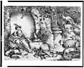 Melancholy) - G. Bened. Castilionus Genovensis LCCN92500814.jpg