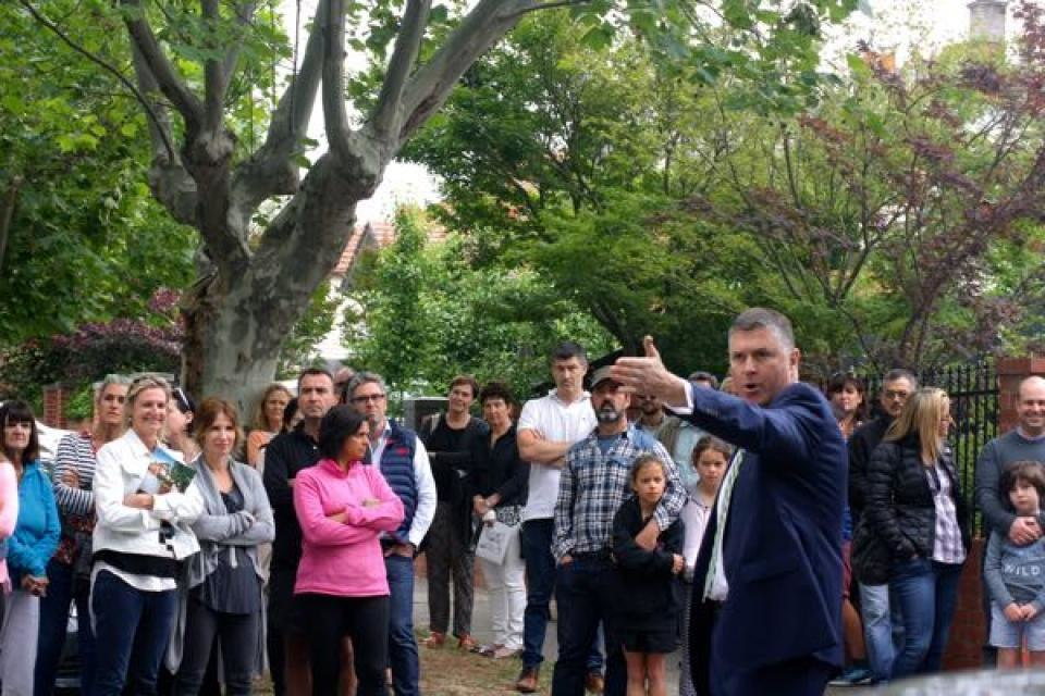 Melbourne Real Estate Auctioneer