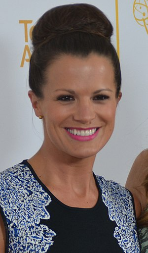 Melissa Claire Egan - Egan at the 2014 Daytime Emmy Awards Nominees Cocktail Reception on June 19, 2014