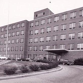 Mission Health System - Memorial Mission Hospital, Circa 1950