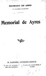 Machado de Assis: Memorial de Ayres