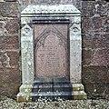 Memorial to the Buchanans of Catrine Bank House, Sorn Parish, East Ayrshire.jpg