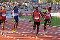 Men 400 m French Athletics Championships 2013 t180102.jpg