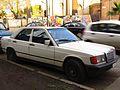 Mercedes Benz 190 D 2.0 1984 (14207508740).jpg