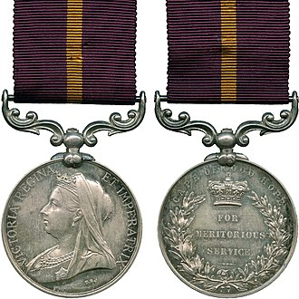 Meritorious Service Medal (Cape of Good Hope) - Image: Meritorious Service Medal (Cape of Good Hope) Victoria