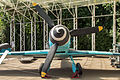 Messerschmitt Bf 109F-2 in the Great Patriotic War Museum 5-jun-2014 Front.jpg