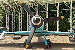 Messerschmitt Bf 109F-2 in the Great Patriotic War Museum 5-jun-2014 Front.jpg