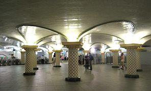 Saint-Lazare (métro de Paris) — Wikipédia