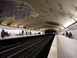 Cluny – La Sorbonne (Métro Paris)