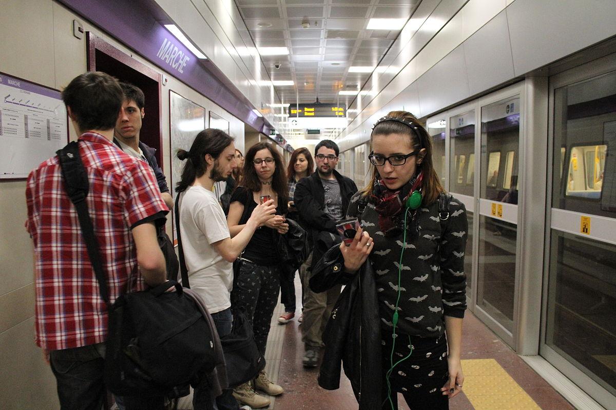 Marche (Milan Metro)