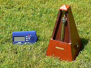 Metronomes - modern and classical