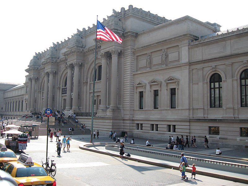 Metropolitan Museum of Art (Nueva York – Estados Unidos)